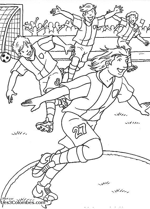 Coloriage coupe du monde de football 03 coloriage en - Coloriage en ligne enfant ...