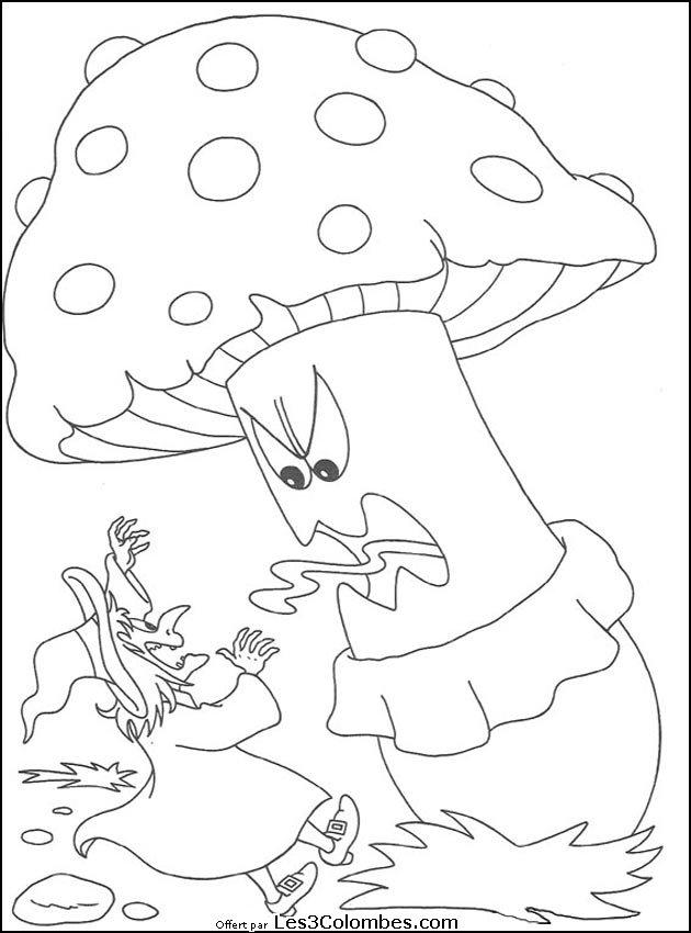 Coloriages halloween 062 coloriage en ligne gratuit pour - Coloriage enfants en ligne ...