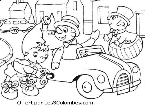 Coloriage Oui Oui.Coloriage Oui Oui 08 Coloriage En Ligne Gratuit Pour Enfant