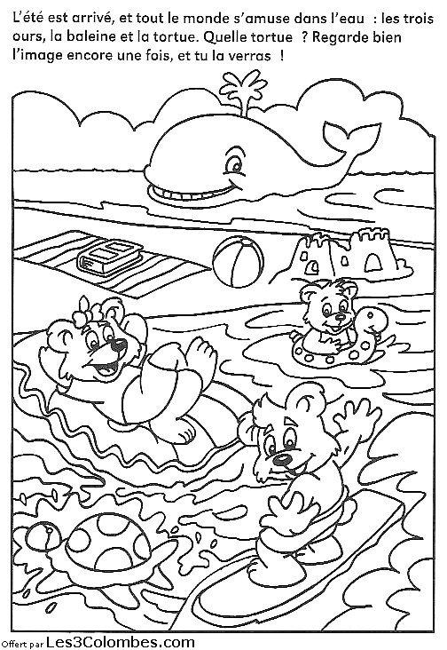 Coloriage concentration 30 coloriage en ligne gratuit - Coloriage en ligne enfant ...