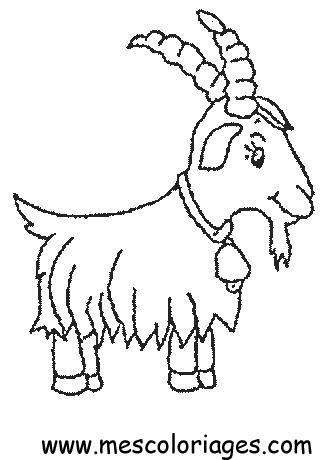 Coloriage mouton 07 coloriage en ligne gratuit pour enfant - Mouton en dessin ...