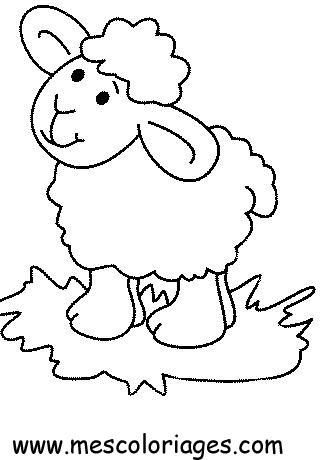 coloriage mouton 69 coloriage en ligne gratuit pour enfant. Black Bedroom Furniture Sets. Home Design Ideas
