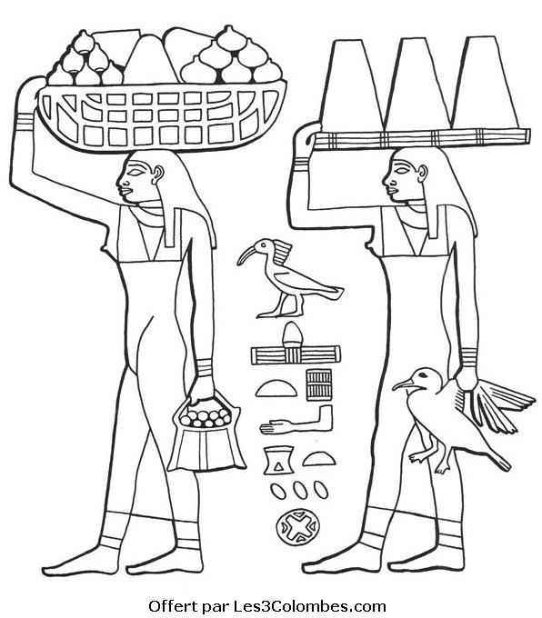 Coloriage En Ligne Egypte.Coloriages Egypte 09 Coloriage En Ligne Gratuit Pour Enfant