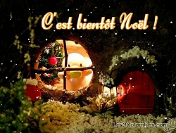 C'est bientôt Noël !