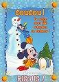 Mickey à la neige