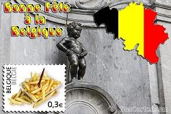 La Belgique (21 Juillet)
