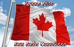 Le Canada (1er Juillet)