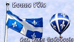 Le Quebec (24 juin)