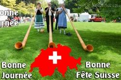 La Suisse (1er Aout)