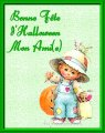 Bonne fête d'halloween mon ami