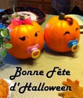 Bonne Fete d'Halloween