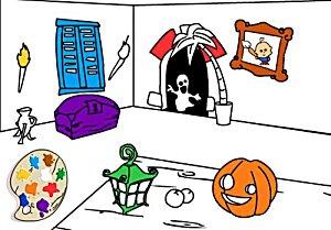 jeu halloween N°1