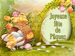 Joyeuse fête de Pâques