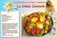 La salade Savoyarde