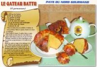 La Gâteau Battu