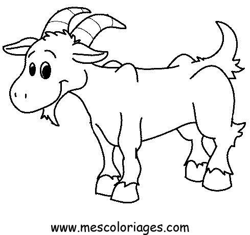 Coloriage Mouton 21 Coloriage En Ligne Gratuit Pour Enfant
